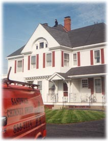 Cape Cod Chimney Sweep